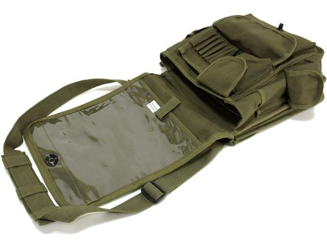 미군 M-51 엔지니어 필드 가방(OD) 로스코/ROTHCO
