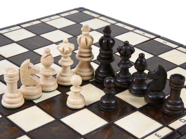 Hobby Mart Rakuten Global Market A Chess Set Made In Poland