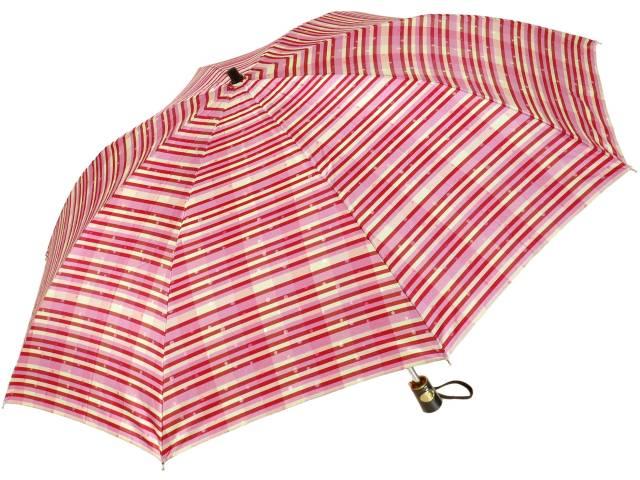 前原光榮商店のおしゃれな婦人用折りたたみ傘 あられ(ピンク) 前原傘 かさ 皇室御用達前原光栄商店製レディース雨傘