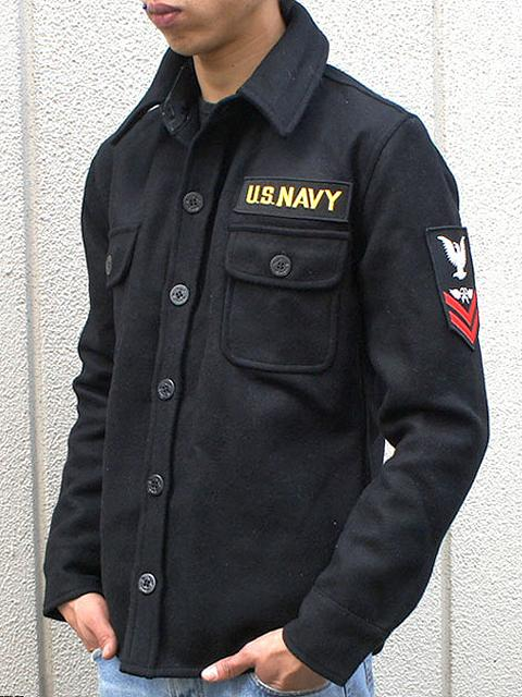 Hobby-mart | Rakuten Global Market: U.S. Army C. P. O. wool jacket ...