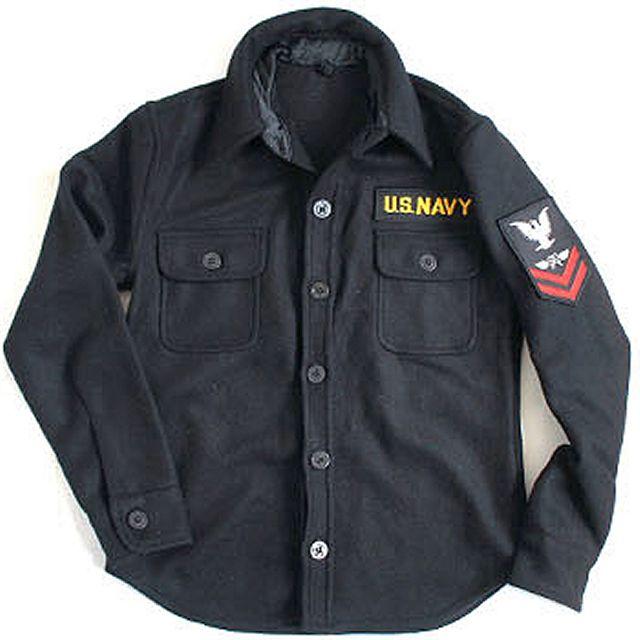 Hobby-mart | Rakuten Global Market: U.S. Army C. P. O. wool jacket ...