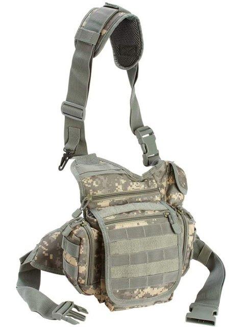 d3ad984ac Hobby-mart: Extreme Pak Digital Camo EDC tactical bag | Rakuten Global  Market