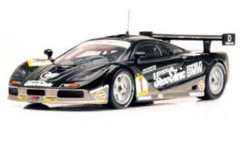 1 43 マクラーレン F1 GTR Ueno 高級品 価格 交渉 送料無料 Clinic 95 鈴鹿 1000km IXO GTM054 イクソ 4895102315093 #1