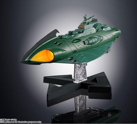 超合金魂 GX-89 ガミラス航宙装甲艦(宇宙戦艦ヤマト) 576415 【バンダイ】【4573102576415】