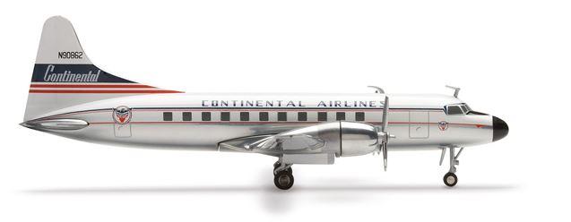 1/200 CV-440 コンチネンタル航空 551854 【herpawinngs/ヘルパウイングス】【4013150551854】