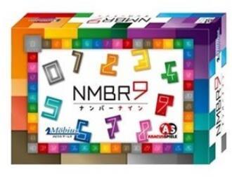 2020新作 ナンバーナイン 日本語版 110306 メビウスゲームズ 35%OFF 4580215110306