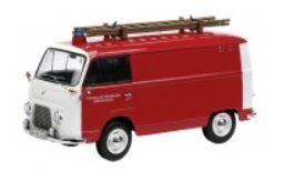 1 43 フォード FK 1000 消防ボックスバン 4007864031993 新作製品 世界最高品質人気 特売 シュコー ホワイト Schuco レッド 03199