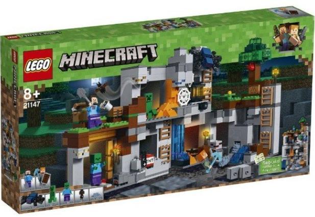 LEGO Minecraft ベッドロックの冒険  21147 【LEGO/レゴ】【5702016109658】