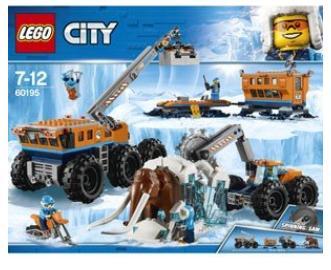 レゴジャパン レゴ(R)シティ 北極探検基地 60195【LEGO/レゴ】【5702016109481】