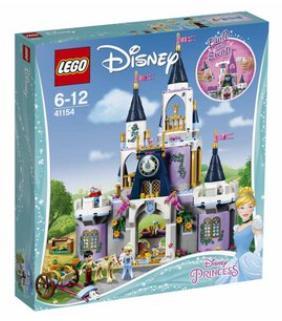 レゴ ディズニープリンセス 41154 シンデレラのお城 41154【LEGO/レゴ】【5702016111682】