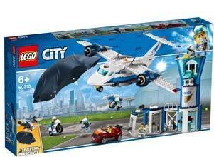 レゴジャパン レゴ(R)シティ 空のポリス指令基地 60210 【LEGO/レゴ】【5702016369939】