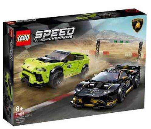 期間限定お試し価格 ランボルギーニ ウルスST-X ウラカン スーパートロフェオ EVO 18%OFF 76899 LEGO レゴ 5702016618358