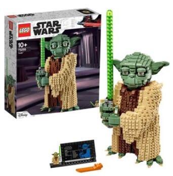 レゴ 公式ショップ お買い得 スター ウォーズ ヨーダ 75255 5702016370775 LEGO TM