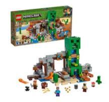 レゴジャパン レゴ R 卸売り マインクラフト 5702016370935 21155 LEGO 巨大クリーパー像の鉱山 クリアランスsale!期間限定!