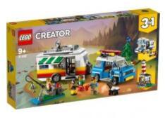 レゴ プレゼント クリエイター 31108 5702016616347 ホリデーキャンプワゴン 価格 LEGO