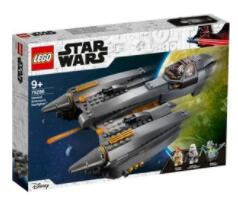LEGO レゴ スター ウォーズ 75286 5702016617306 グリーバス将軍のスターファイター 日本正規品 TM 『4年保証』