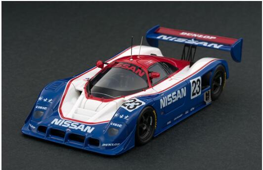 1 43 スピード対応 全国送料無料 Nissan 着後レビューで 送料無料 R90CK #23 1990 WSPC IIG0083 model 4571477900835 ignition イグニッションモデル