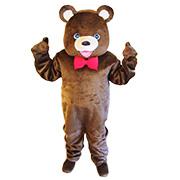 クマスーツ(くま、熊)(洋服別売) ■送料無料!【着ぐるみ・アイキャッチャー】