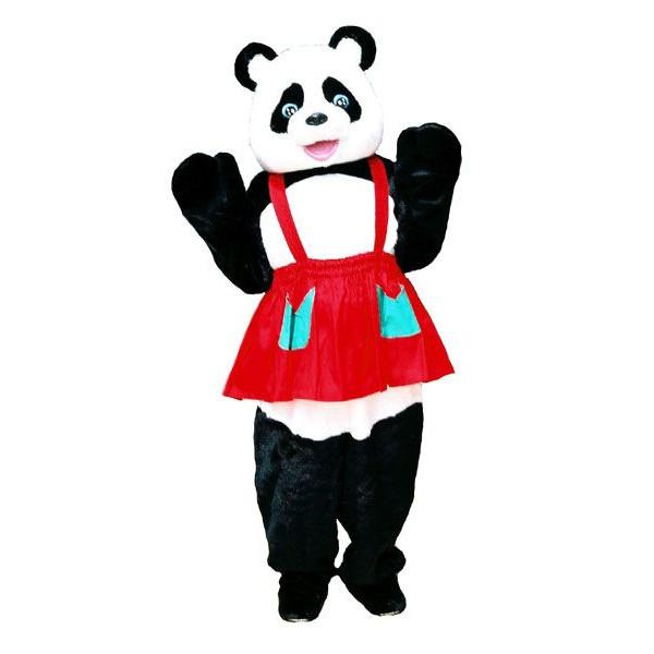 パンダスーツ(洋服はついておりません。)■送料無料!【着ぐるみ・アイキャッチャー】