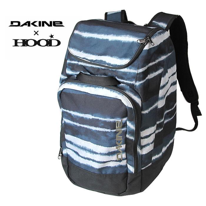【5%還元 エントリー他で最大P47倍!マラソン】ダカイン ブーツパック( HOOD 別注カラー ) DAKINE [ AI237177 ] BOOT PACK 50L (RSP) スノボー ブーツパック ブーツケース ブーツバッグ メンズ レディース HOOD boots【SPS09】