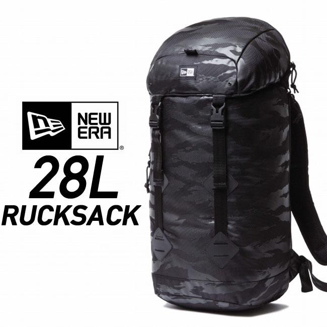 【お買い物マラソン!エントリー等で最大P38倍】ニューエラ バックパック NEWERA RUCKSACK [28L] 《TSC BOB BLK》11404177 リュック ラックサック バッグ デイパック 鞄 カバン bag キャップ スナップバック