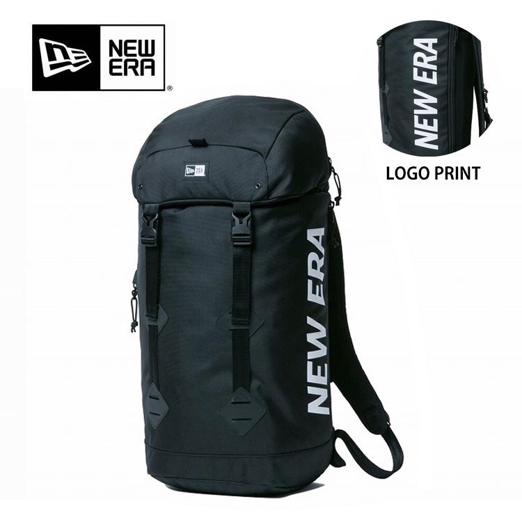 ニューエラ バックパック NEWERA RUCKSACK NEWERA PRINT LOGO (11556631) ラックサック リュックサック カバン NEW ERA bag バッグ [0205]