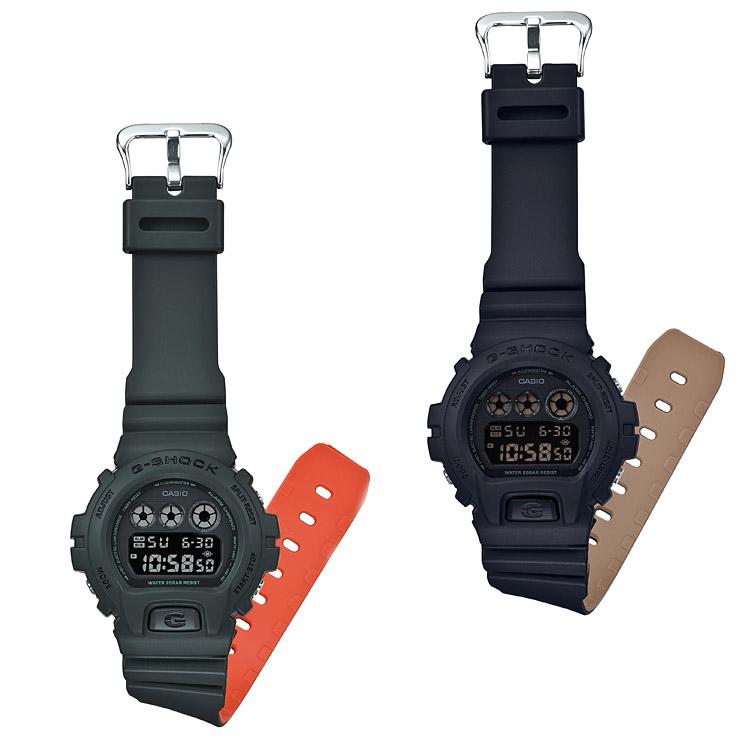 【お買物マラソン エントリー等で最大P46倍】ジーショック G-SHOCK [ DW-6900LU-1JF / DW-6900LU-3JF ]  腕時計 ウォッチ casio gshock [0401]【TX】【WK】