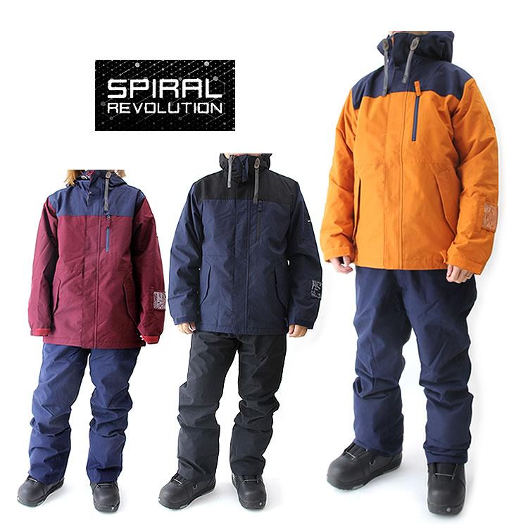 スノー ウェア スパイラルレボリューション SpiralRevolution [ SP1903 ] スノーボード スノボ スキー [1210]