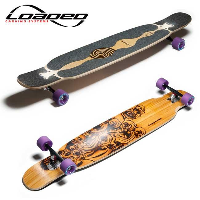 LOADED / ローデッドBHANGRA バングラ skate スケート skateboard complete スケートボード コンプリート deck ロンスケ sk8 lsk8 ロングスケートボード