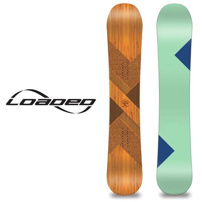 LOADED ローデッド ALGERNON SNOWBOARD アルジャーノン スノーボード skate スケート ロンスケ lsk8