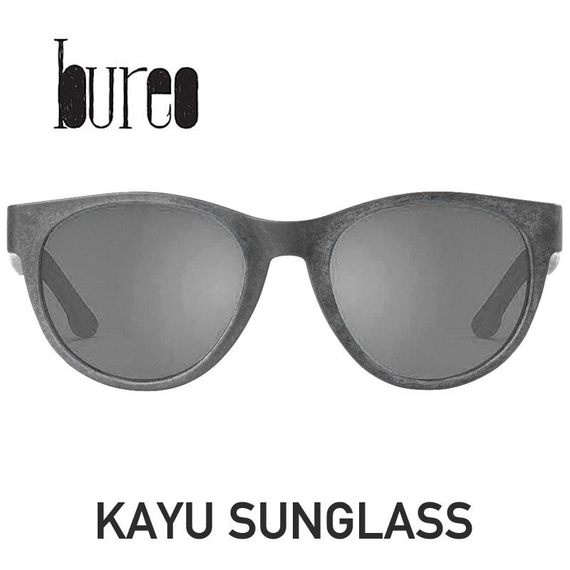 サングラス BUREO ブレオ (002) KAYU SUNGLASS サングラス 眼鏡 漁網リサイクル スケート サーフ 釣り フィッシング【CSV0516】【SPS03】