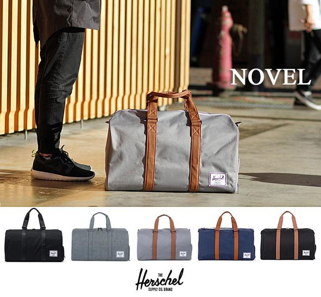 eed247702bb Hershel Herschel Supply Boston bag NOVEL  42.5L  bag traveling bag rucksack  duffel back Novell Boston bag Hershel supply men gap Dis is stylish