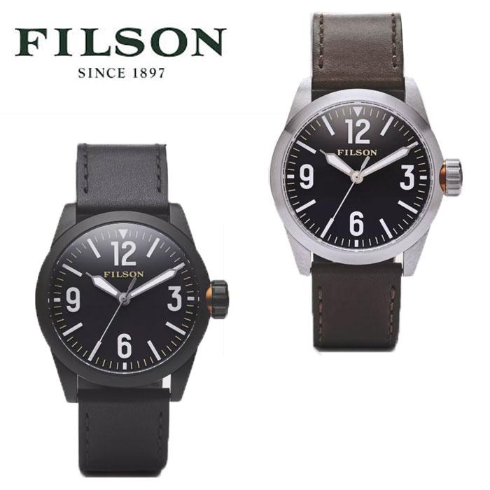 フィルソン フィールドウォッチ Filson [ #25928-30 ] FILSON FIELD WATCH 腕時計 [0315]【SPS06】【SPSP10】