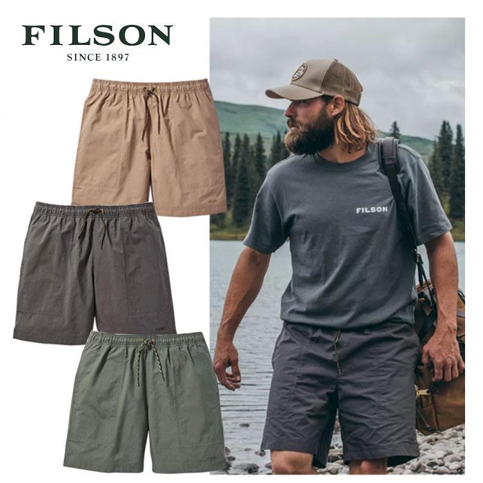 フィルソン ショートパンツ Filson96378GREEN RIVER WATER SHORT ショーツ06QdWxBoCreE