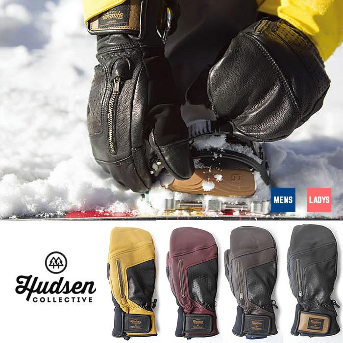 スノーボード ミトン グローブ HUDSEN ハドソン [ HC-12H ] 19-20 Calvin Mitt カルビンミット スノボ glove ユニセックス [1125]