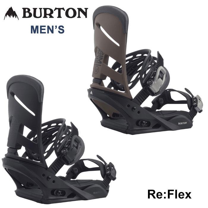 バートン ビンディング BURTON 19-20 [ MISSION BINDING ] Re:Flex ミッション バインディング スノーボード スノボ [0930]【SPS03】
