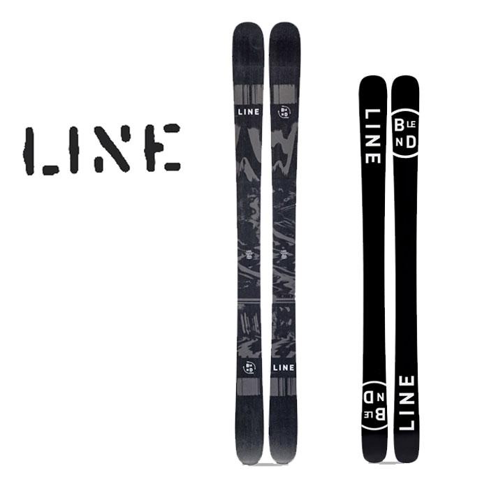 ライン スキー 板 LINE 19-20 [ BLEND SKI ] ブレンド 171cm ラインスキー [0915]