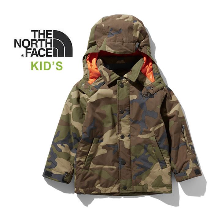 ノースフェイス キッズ アウター THE NORTH FACE [ NSJ61904 ] Novelty Winter Coach JKT ノベルティーウィンターコーチジャケット スキー スノーボード [1105]【SPS03】