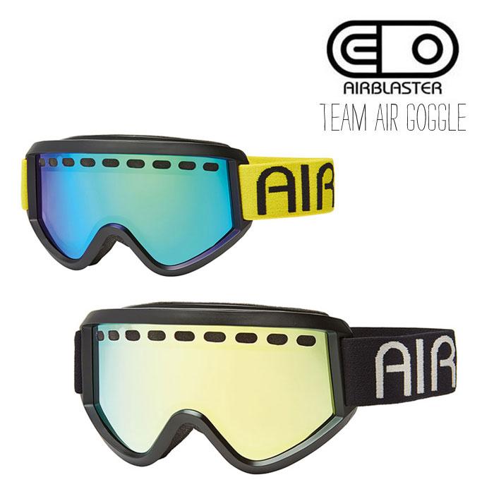 エアブラスター スノーボード ゴーグル AIRBLASTER [ Team Air Goggle ] 19-20 スノボ スキー goggle [1125]【SPS03】