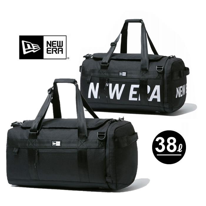 ニューエラ ダッフルバッグ new era [ CLUB DUFFLE BAG MED ] [38L] (12108753 /12108751) クラブダッフルバッグ ミディアム [0820]