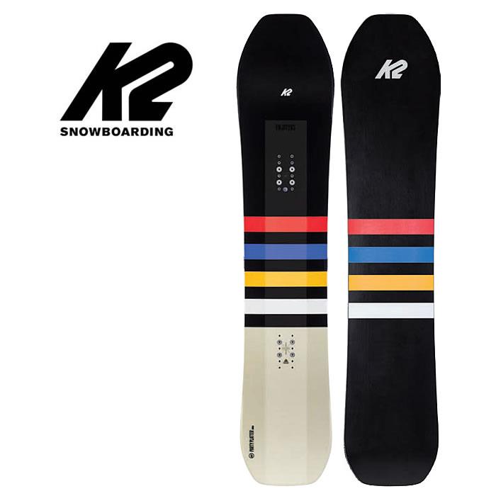 K2 スノーボード 板 PARTY PLATTER 19/20 スノボ 147cm 152cm 155cm [1030]