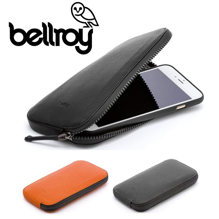 【5の倍数DAY カードでP5倍~】ベルロイ ウォレット Bellroy [ WAPA ] ALL CONDITIONS PHONE POCKET スマホ収納 財布 レザー [0901]