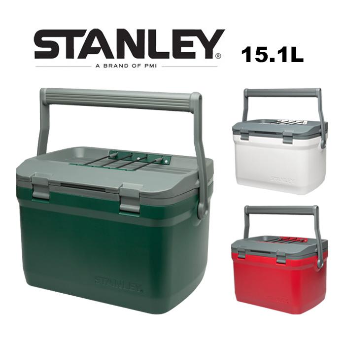 【5%還元店舗】スタンレー クーラーボックス STANLEY [ 1623 ] (15.1L) 保温 保冷 キャンプ バーベキュー アウトドア [0205]