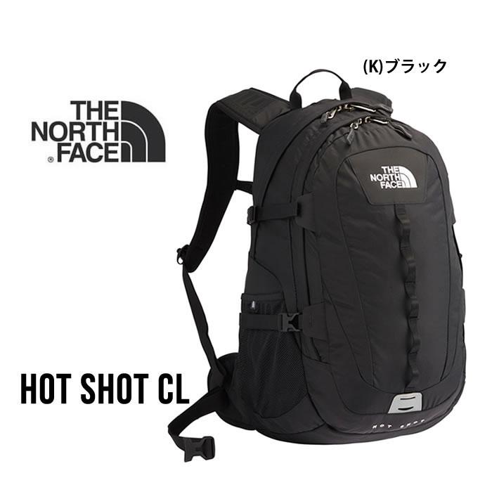 ノースフェイス リュック THE NORTH FACE [ NM71862 ] HOT SHOT CL ホットショット [0805]