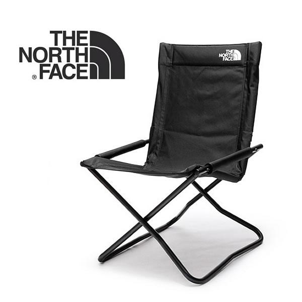 ノースフェイス チェア THE NORTH FACE [ NN31705 ] TNF CAMP CHAIR TNFキャンプチェア イス 折りたたみ ローチェア northface ノースフェース [0205]