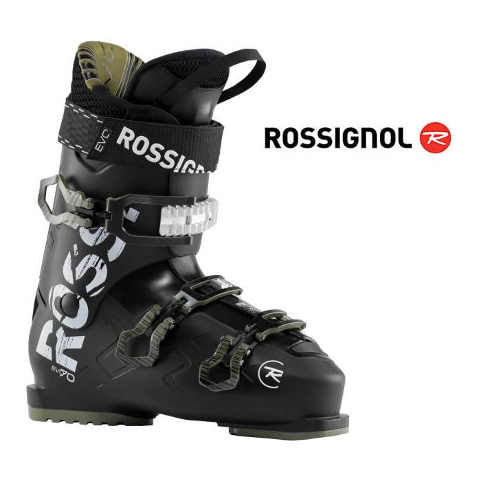 ロシニョール スキーブーツ ROSSIGNOL [ EVO 70 ] BLK/KHA skiboots【SPS03】
