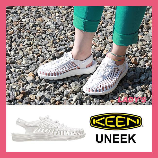Keen Uneek Star White Women