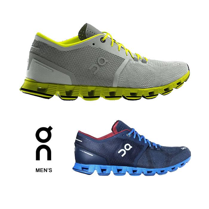 【お買い物マラソン!エントリー等で最大P38倍】ON オン ランニングシューズ [ CLOUD X ] クラウドX メンズ スニーカー 靴 [0304]