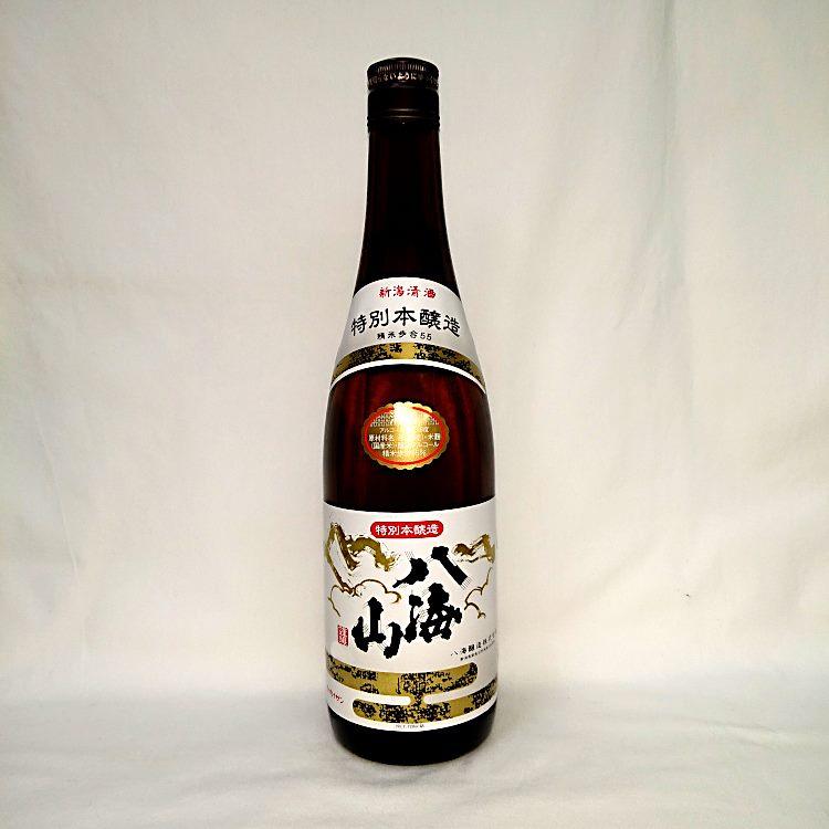 お気にいる モデル着用 注目アイテム ひとつ上の八海山をお楽しみいただけます 新潟県:中部 日本酒 八海醸造 特別本醸造 八海山 蔵元直送品 720ml