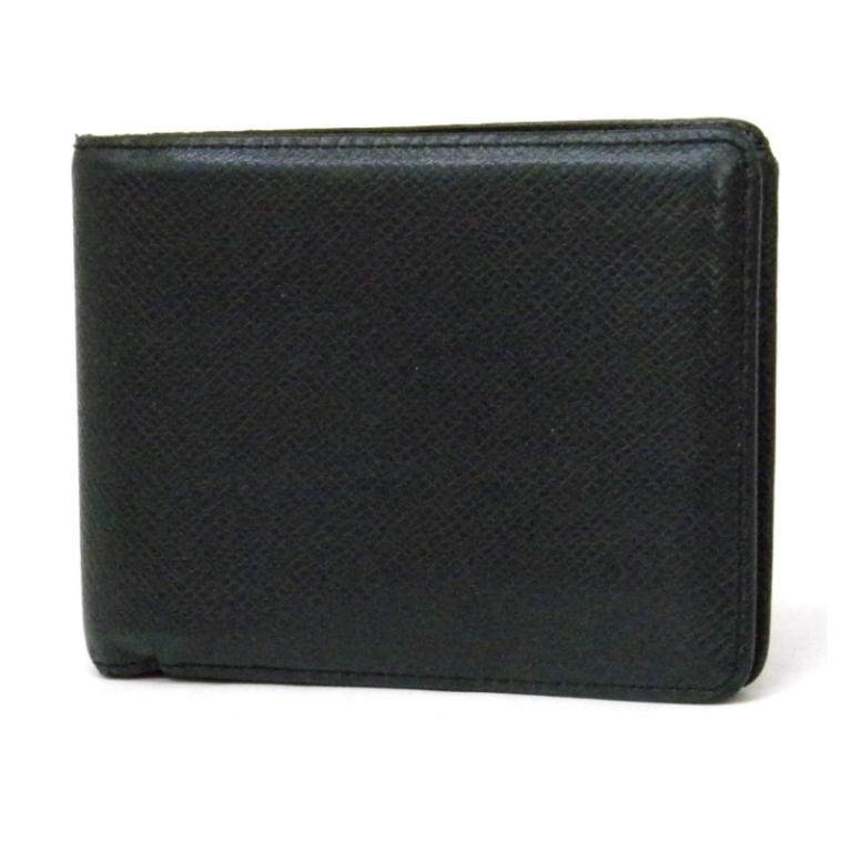 【中古】 ルイヴィトン 二つ折り財布 札&カード入れ ポルトビエ・3ヴォレ タイガ アルドワーズ ヴィトン 財布 二つ折り M30422(38094)